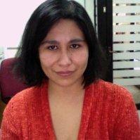 Patricia Cocq, titulada del Magister en Comunicación social mención Comunicación y Educación